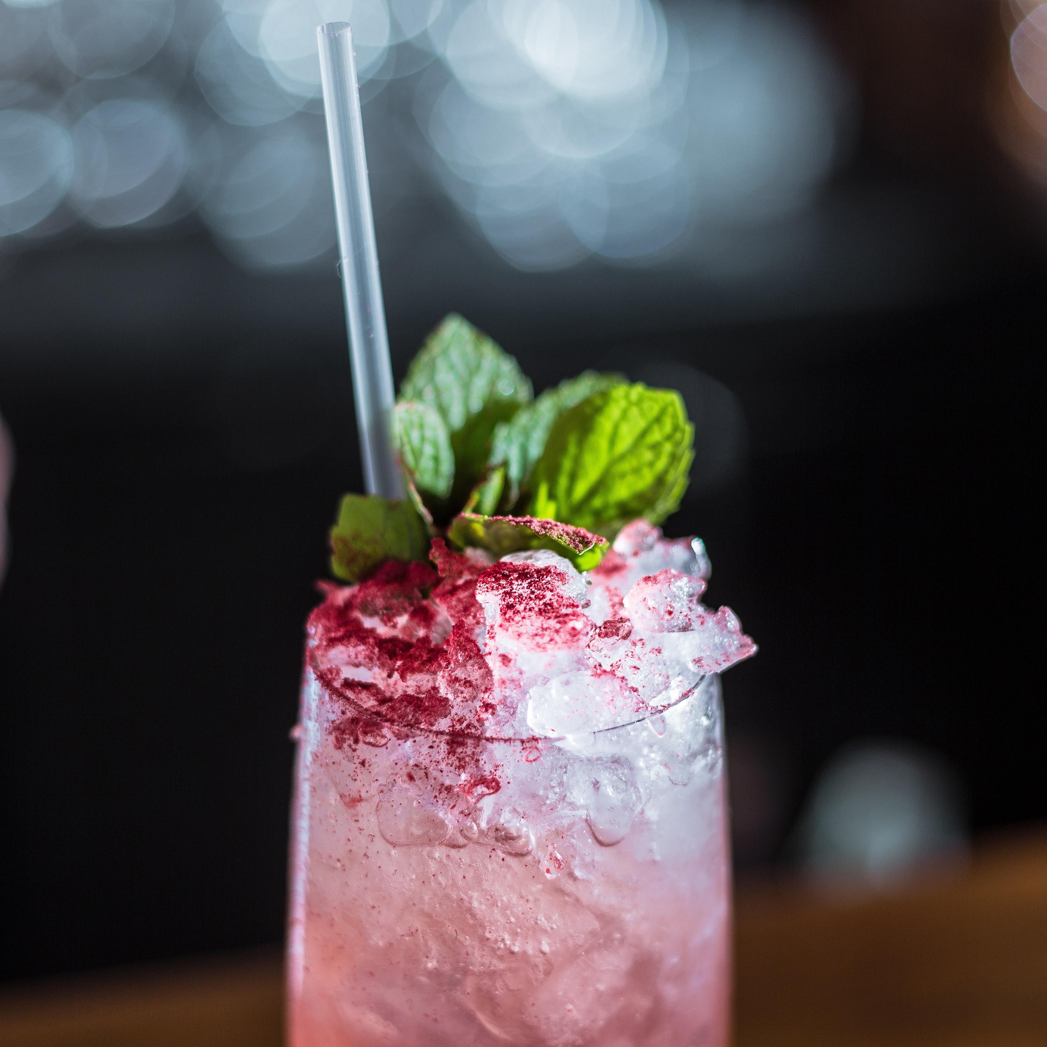 Vodka Wild Berry Cocktail