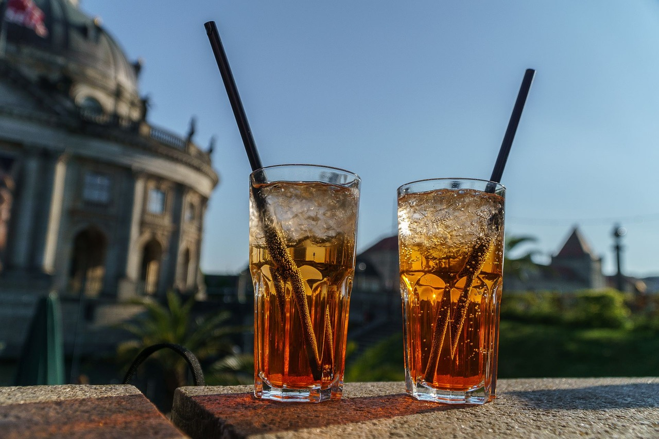 Aperol Mexican Punch