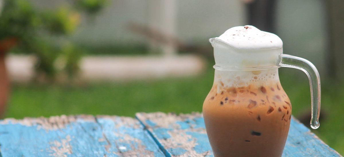 Chai-Eiskaffee