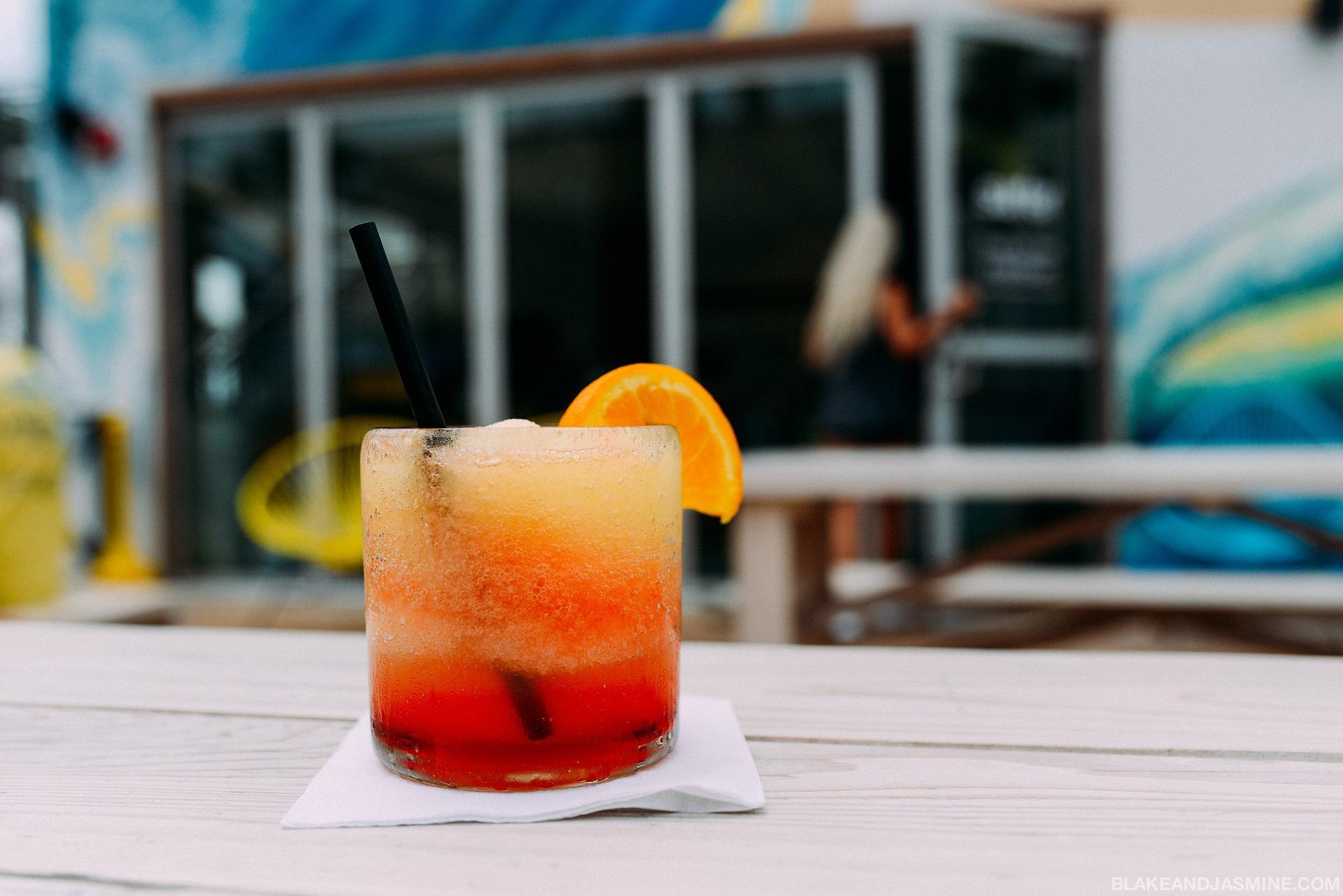 Lillet-Cocktail mit Sekt