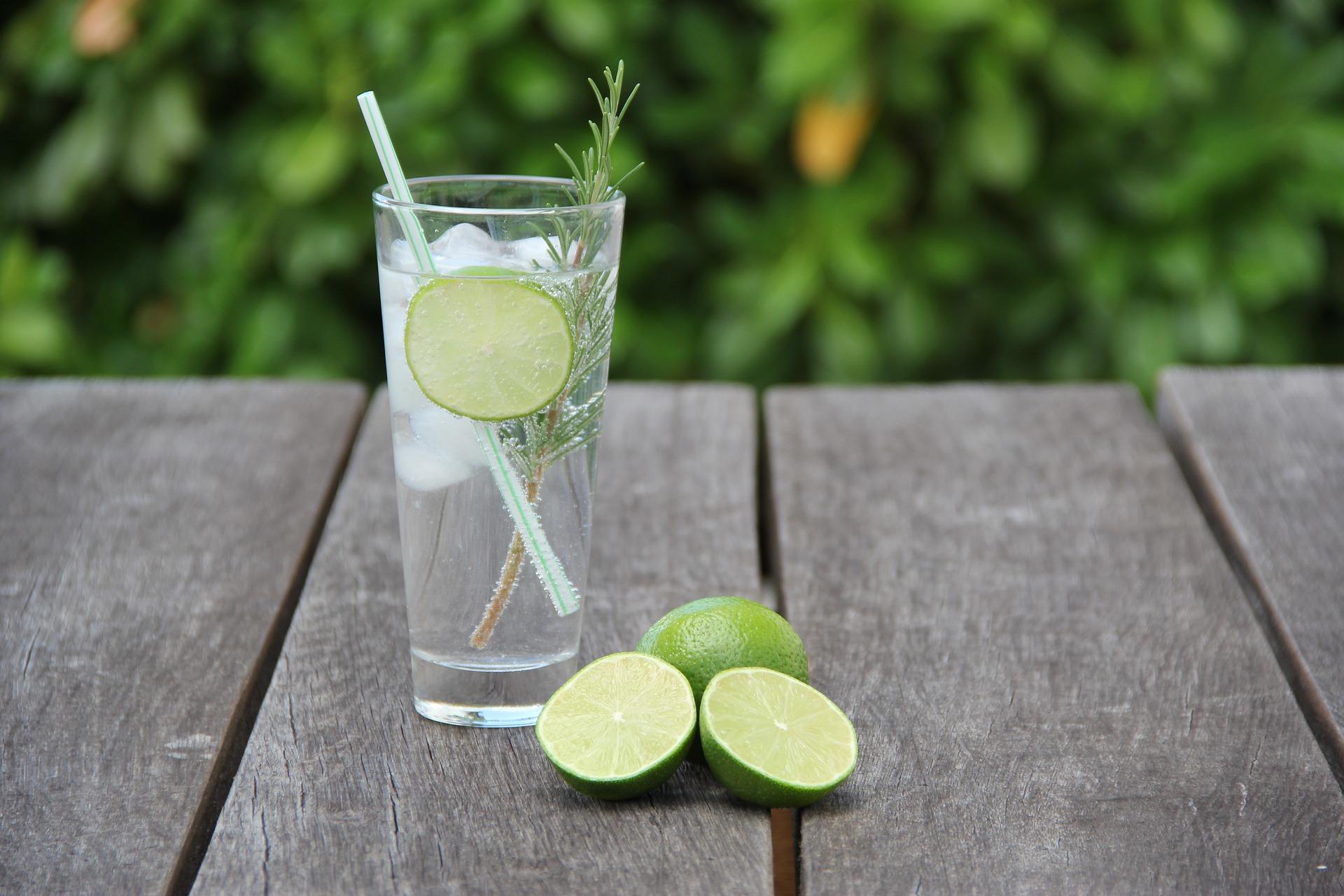 Lillet Cocktail mit Gin