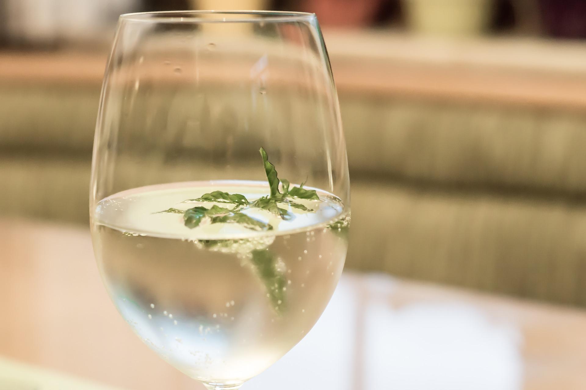 So einfach kannst du einen Hugo-Cocktail selber machen