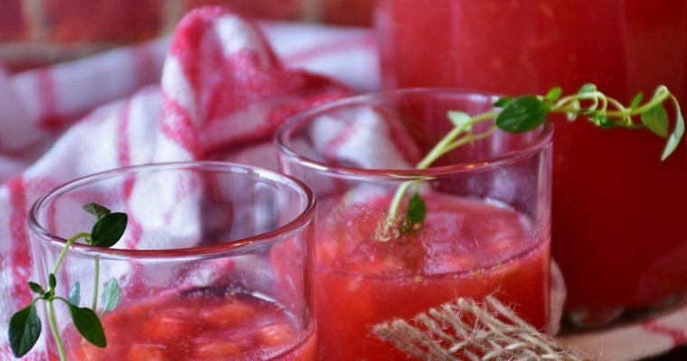 Erdbeerlimes selber machen