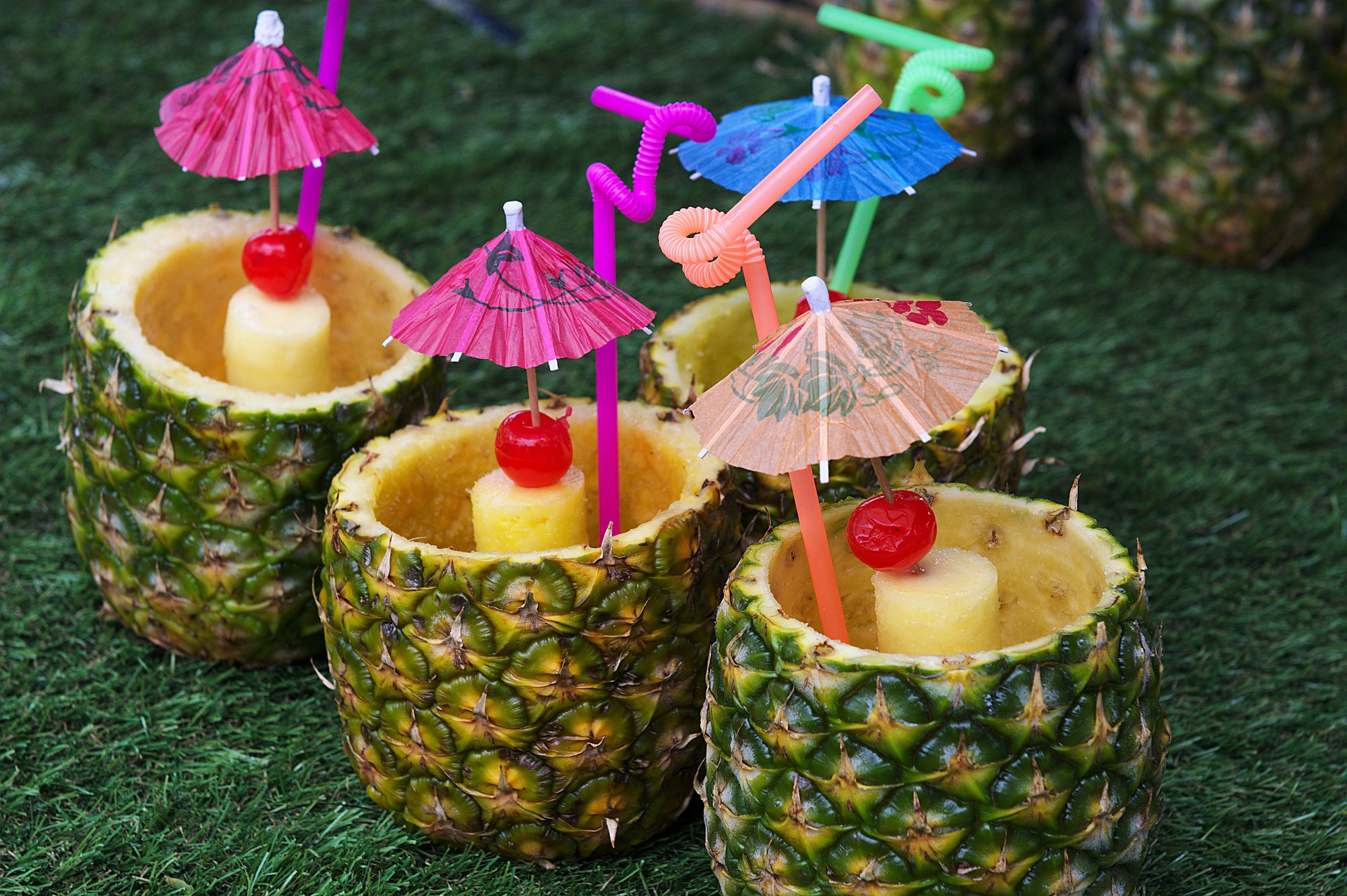 Spicy Pineapple Zutaten